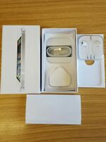 Apple White Box for iphone 5 and Full Accessories Only (no phone) UK
