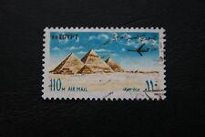 Ägypten, Pyramiden (gestempelt)
