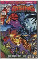 Wildstorm Rising 1995 series # 2 near mint comic book