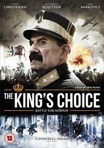 The King's Choice [DVD] [2017] [DVD][Region 2]