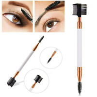 Fashion Eyelash Comb Mascara Separator Eyelash Extension Tool Eyebrow Brush