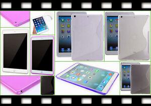 Bumper Case Slikon Cover Schale Etui Schutz hülle f.Apple iPad Air 5 Tasche Slim