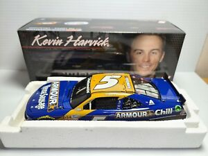 2014 Kevin Harvick #5 Armour Foods Jr Motorsports Chevy 1:24 NASCAR Action MIB