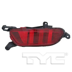 For 2016 Mazda CX-3 Rear Reflector Light Passenger Side RH