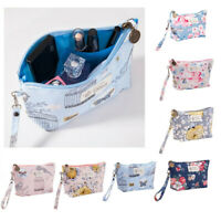 Cosmetic Storage Bag Print Portable Waterproof Travel Wash Bag Pouch Organizer