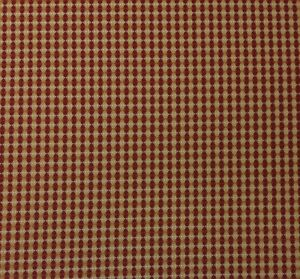 OUTDURA RAJ SALSA RUST RED WOVEN OUTDOOR INDOOR FURNITURE FABRIC BY YARD