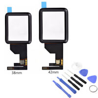 Front Glass Touch Screen Digitizer Replacement For Apple Watch iWatch 38mm 42mm