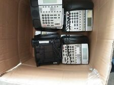 NEC ITR-8D-3A (BK) Telephone - Dterm IP Version - LOT OF NINE (9) Phones