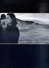 U2 the joshua tree GERMAN 1987 EX+ + INLAY