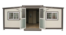 Bastone Mobile Expandable Prefab House 19ft X 20ft