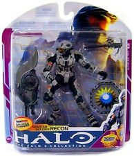 "Gamestop exclusive Halo 3 Series 6 ""Steel Recon"" Action Figure Xbox 360 new MINT"