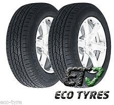 2X Tyres 265 70 R15 112S Nexen / Roadstone HTX RH5 E E 71dB