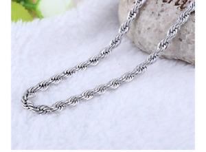 925 Silber Halskette Damen Silberschmuck