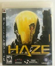 HAZE - PS3 - Playstation 3 - with Original Case & Manual