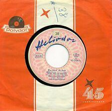 """HAZY OSTERWALD The Know' I Doch Mackie Knife and It Weht Der 7 """" Single (E718)"""