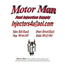 Reconditioned Rochestor TBI Fuel Injector 4.3L Chevy GM