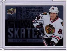 PATRICK KANE 12/13 UD Upper Deck Silver Skates Insert #SS9 9 Chicago Blackhawks