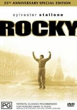 Rocky Collection DVD Region 4 - like new