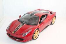Hotwheels Elite 1:18 FERRARI 458 ITALIA CHINA LIMITED EDITION BCK12