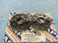Kawasaki 2000-2002 2003 2004 2005 2006 ZX12R APE Adjustable Camshaft Sprockets