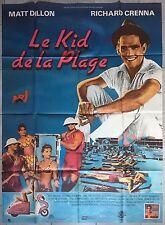 Affiche LE KID DE LA PLAGE Flamingo Kid MATT DILLON Garry Marshall 120x160cm *