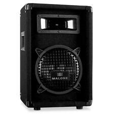 20cm DJ PA Soundsystem Subwoofer 2-Wege Lautsprecher Boxen Auna mit 300W Power