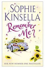 SOPHIE KINSELLA  REMEMBER ME ?