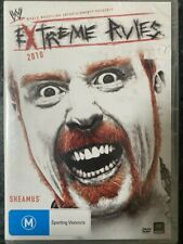 New listing WWE - Extreme Rules 2010 (DVD) Brand New and Sealed Region 4