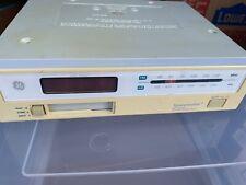Vintage 1980s Ge General Electric Under Cabinet Am/Fm Radio Cassette 7-4262A