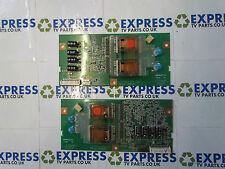 INVERTER BOARD 6632L-0066B+6632L-0067B - TOSHIBA 32WL48F