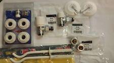 Kit installazione montaggio radiatori termosifoni alluminio per multistrato 16x2