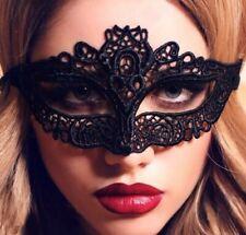 Masque dentelle sexy gothique/ Halloween/ soirée/ masquerade erotic lace mask