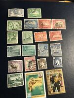 Aden Mix Stamps, Lot  Of 21 Pcs,7 Mints, 14 Used,VF