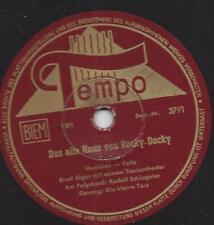 Ernst cacciatore Orchestra da ballo con canto: la vecchia casa di Rocky Docky