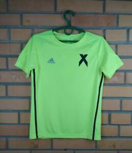 Adidas Jersey Youth 11-12 2017 Shirt B45901 Soccer Football Trikot Maglia