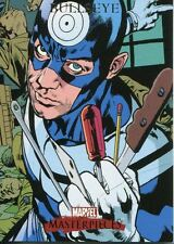 Marvel Masterpieces 2007 Base Card #14 Bullseye