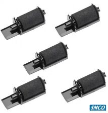 5 Sharp Xe-a107 Xea107 Xe-a107b Xea107b Xea-107b Ink Rollers Purple by SMCO