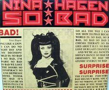 Nina Hagen So bad (1994) [Maxi-CD]