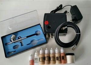 Airbrush Makeup Starter Kit