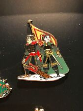 Disney Store D23 Expo 2017 Designer Doll Exclusive Mulan Pin LE 1000