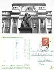 Polska Poland - Warszawa Pomnik Kopernika na tle P.A.N. (S-L 251)