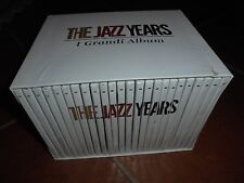 OPERA COMPLETA BOX COFANETTO 24 CD THE JAZZ YEARS I GRANDI ALBUM CORRIERE