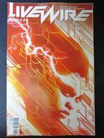 Livewire #1 Valiant Comic 1st Print 2018 unread NM Pollina Cover