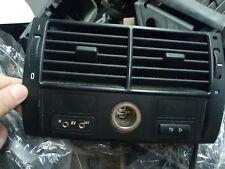 BMW E53 X5 MODEL REAR CENTER DASH VENT GENUINE FITS 01 02 03 04 05 06 #1