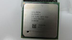 Intel Celeron D SL8RZ 2.13GHz/256KB/533MHz FSB Socket 478 MALAY CPU Processor