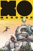 X-O MANOWAR #13 COVER B VALIANT 2017 CAMUNCOLI