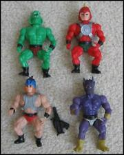 Vintage GALAXY WARRIORS He Man KO MOTU Lot of 4 FIGURES