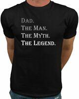 Market Trendz Papa The Man The Myth The Legend Tshirt
