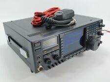 Icom IC-756PRO Ham Radio Transceiver w/ Mic + UT-102 Voice Synth (nice) SN 02176