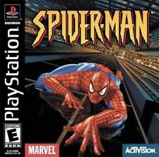 Spiderman - PS1 PS2 Playstation Game Only